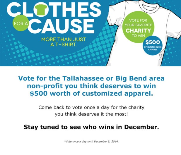 clothes for a cause